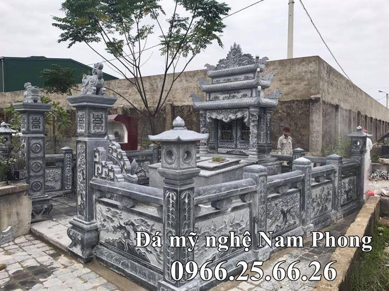Khu Lang Mo Da DEP Nam Phong - Mau Lang Mo Da DEP