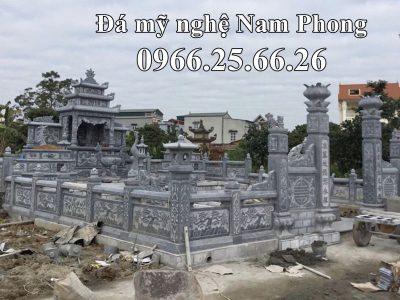 Làm Lăng mộ đá ĐẸP tại Ninh Bình