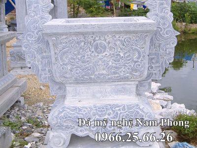 Lư Hương Đá tại Điện Biên
