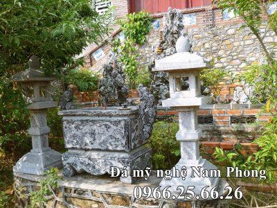 Lư Hương Đá tại Vĩnh Long