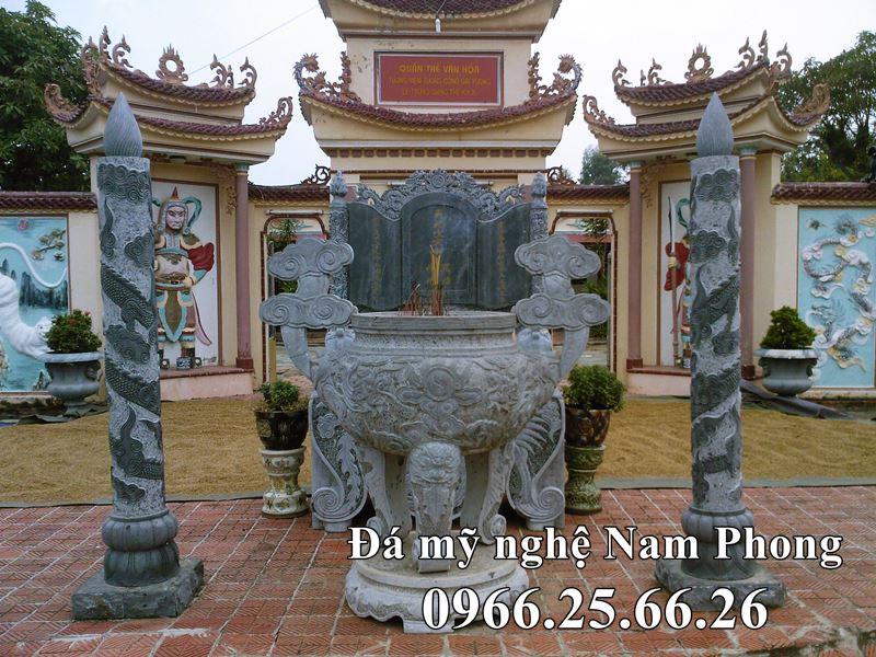 Lư Hương Đá tại Nghệ An