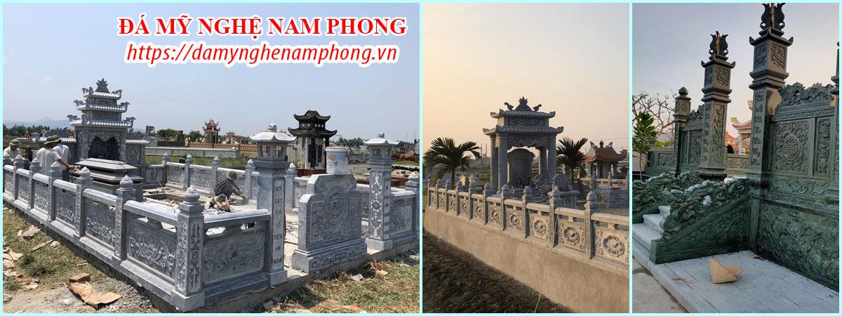 Mẫu Lăng Mộ Đá - Lăng Mộ Đá ĐẸP - Đá Mỹ Nghệ Nam Phong Ninh Bình