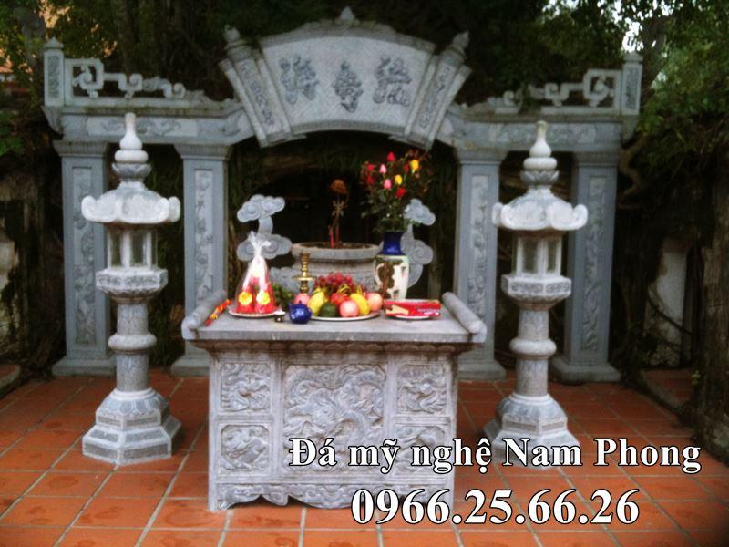 Lư Hương Đá tại Bắc Giang