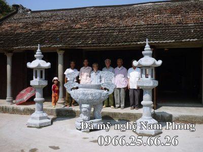 Lư Hương Đá tại Đồng Tháp