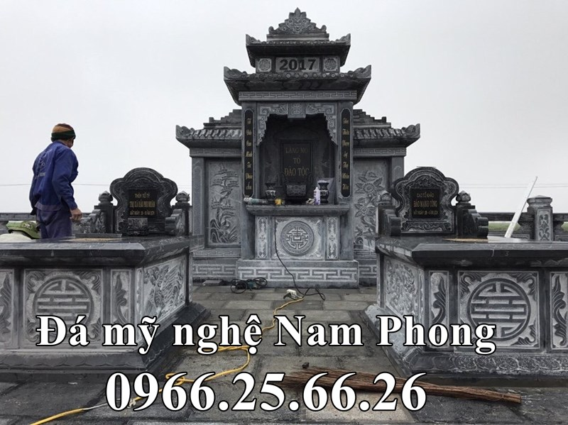 Chinh dien Lang tho da Dao toc
