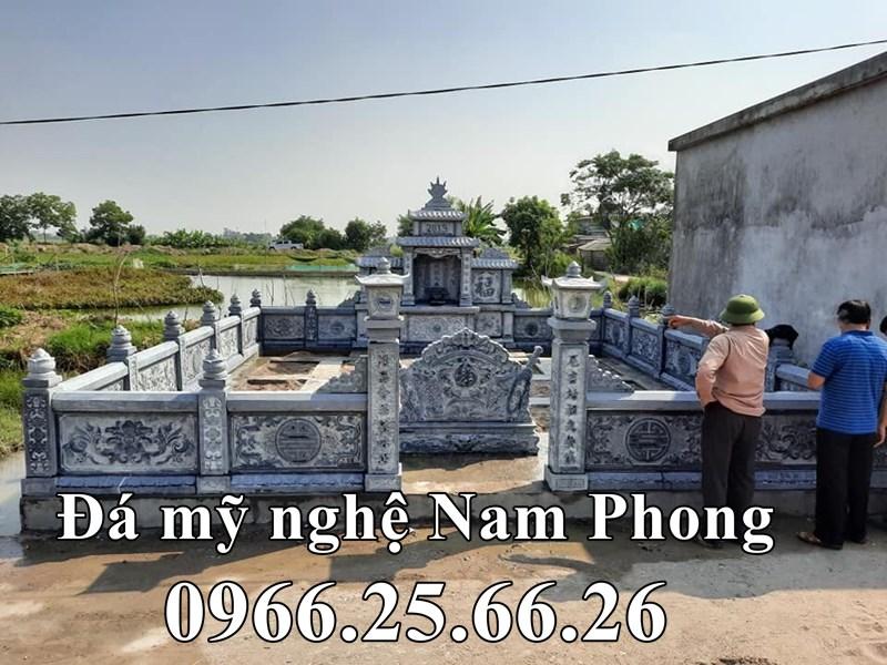 Khuon vien khu lang mo da DEP