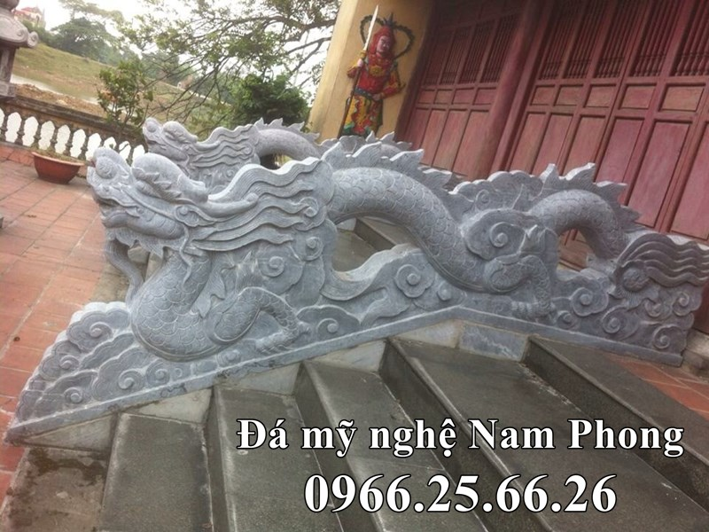 Lam Bac them da - Rong da cho NHa tho ho Ninh Binh