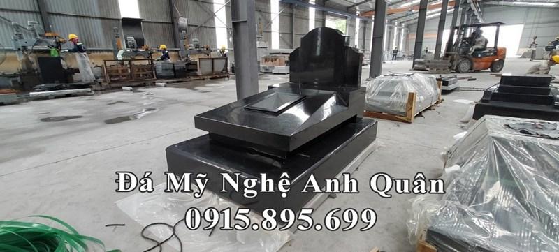 Mau Mo da Granite dep - cao cap Chau Au