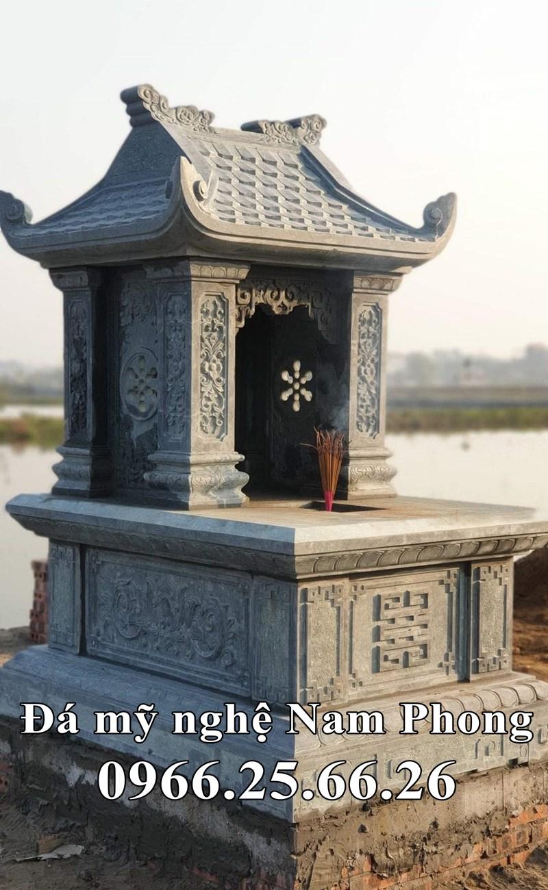 Mẫu Mộ đá một mái đẹp Ninh Bình.