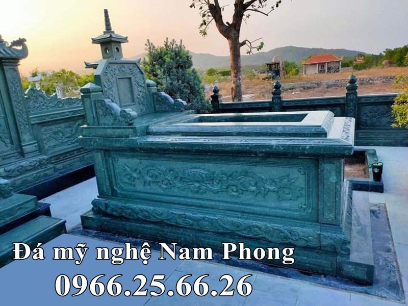 Mẫu mộ đá đơn Tam Sơn đẹp quý khách có thể tham khảo thêm.