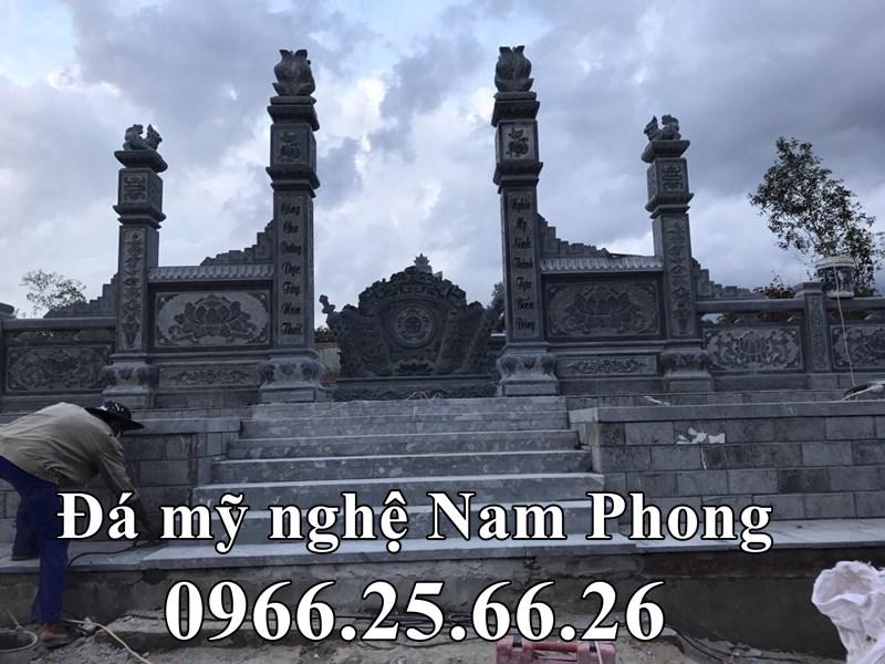 Cau doi Lang mo da Hay - Khu Lang mo da DEP Ninh Binh