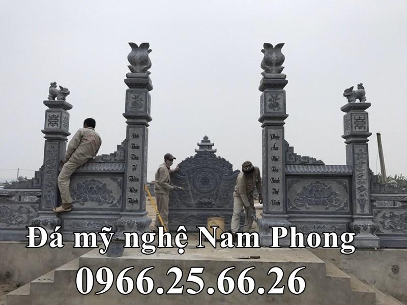 Cot da tu tru cua Lang Mo Da Dep