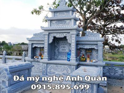 Mẫu Lăng Mộ đá an táng một lần tại Ninh Bình