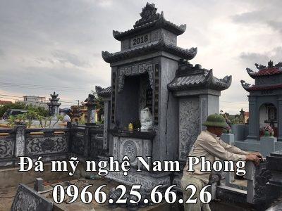 Khu Lăng Mộ đá đẹp (Lăng đá) gia đình ông Nguyễn Ngọc Am