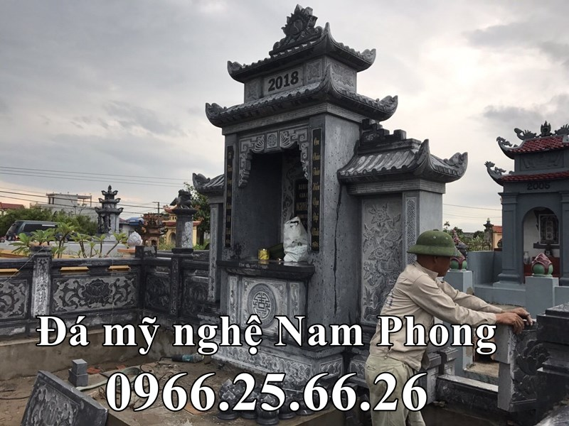 Lang tho da hai mai Nguyen Ngoc dang cap