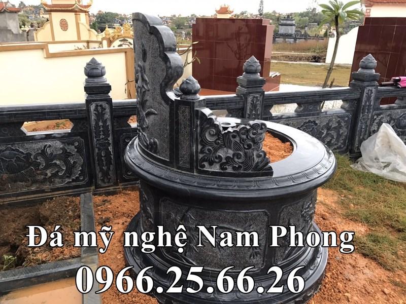 Mau Mo da tron DEP cua Khu Lang mo